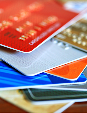 How credit cards work?